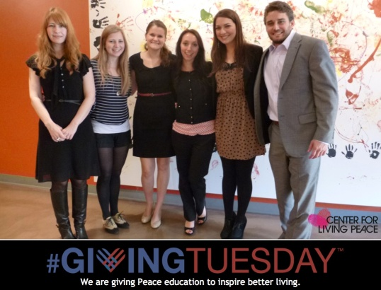 GivingTuesday Group Photo