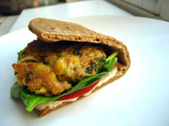 yummy falafel