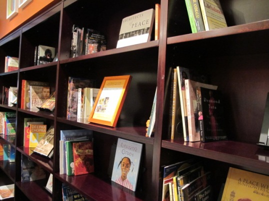 CLP Library Shelves