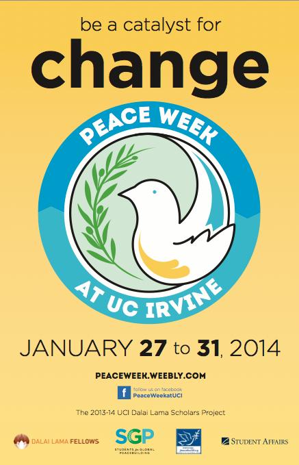 Peace Week UCI