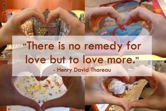 Thoreau Love