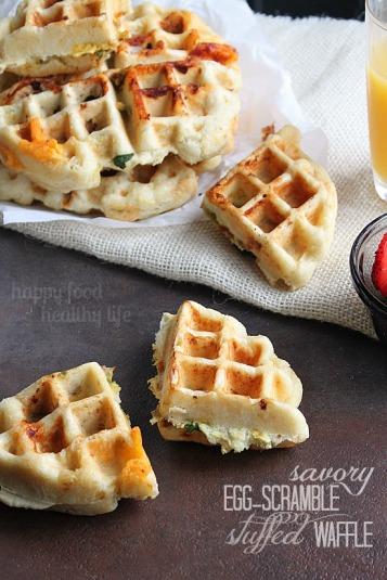 Savory-Egg-Scramble-Stuffed-Waffles-wm-title